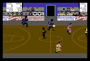 International Basketball C64 44