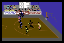 International Basketball C64 48