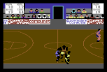 International Basketball C64 52