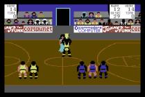 International Basketball C64 60