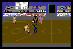 International Basketball C64 62