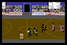 International Basketball C64 63
