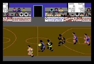 International Basketball C64 63