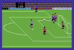 International Soccer C64 08