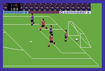 International Soccer C64 09