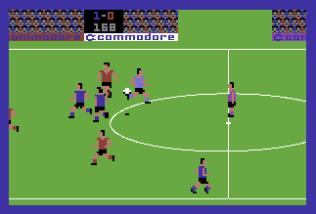 International Soccer C64 10