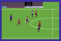 International Soccer C64 14