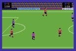 International Soccer C64 15