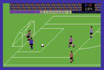 International Soccer C64 16