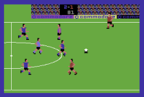 International Soccer C64 18