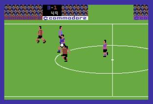 International Soccer C64 20