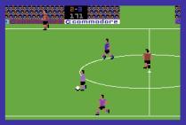 International Soccer C64 25