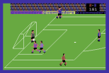 International Soccer C64 27