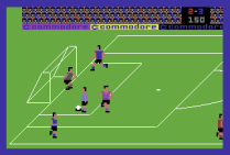 International Soccer C64 28