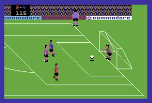 International Soccer C64 31