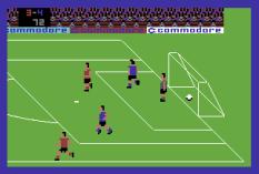 International Soccer C64 32