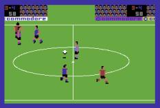 International Soccer C64 33