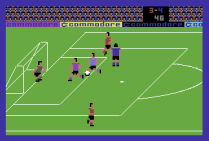 International Soccer C64 35
