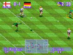International Superstar Soccer Deluxe SNES 10