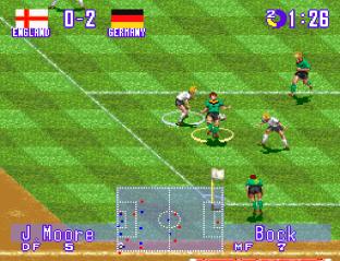 International Superstar Soccer Deluxe SNES 12