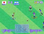 International Superstar Soccer Deluxe SNES 16