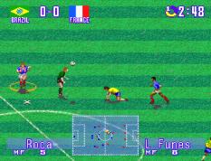 International Superstar Soccer Deluxe SNES 21