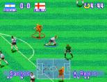 International Superstar Soccer Deluxe SNES 30