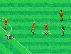 International Superstar Soccer Deluxe SNES 33