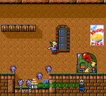 Krusty's Super Fun House SNES 06