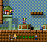 Krusty's Super Fun House SNES 14