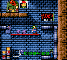 Krusty's Super Fun House SNES 32