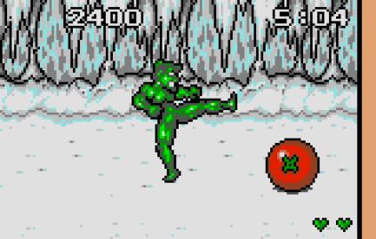Kung Food Atari Lynx 09
