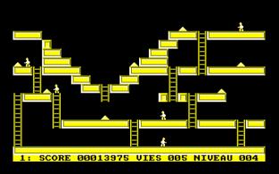 Lode Runner Amstrad CPC 09