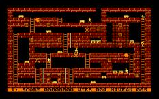 Lode Runner Amstrad CPC 11