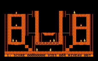Lode Runner Amstrad CPC 12
