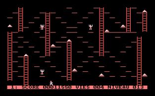 Lode Runner Amstrad CPC 20