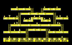 Lode Runner Amstrad CPC 21