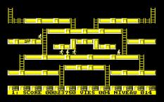 Lode Runner Amstrad CPC 22