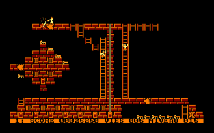 Lode Runner Amstrad CPC 23