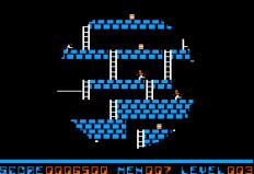 Lode Runner Apple II 10