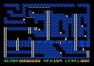 Lode Runner Atari 800 09