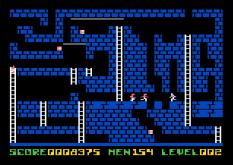 Lode Runner Atari 800 10