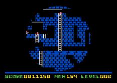 Lode Runner Atari 800 11