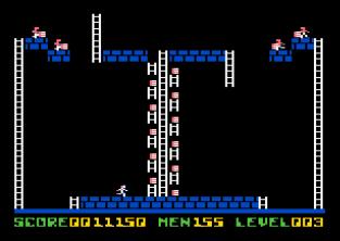 Lode Runner Atari 800 12
