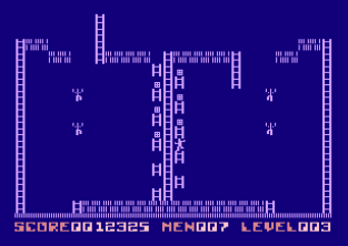 Lode Runner Atari 800 20