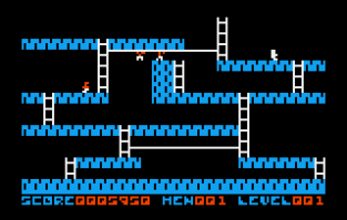 Lode Runner Atari Lynx 09