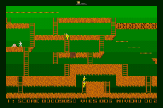 Lode Runner Atari ST 10