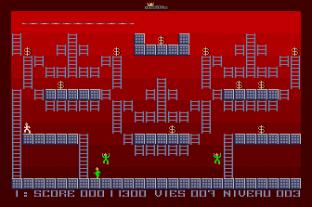 Lode Runner Atari ST 12