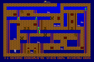 Lode Runner Atari ST 20