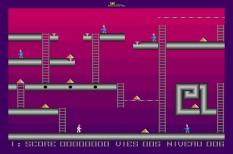 Lode Runner Atari ST 21